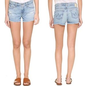 AG Adriano Goldschmied | Bonnie Relaxed Shorts